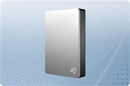4TB Seagate Backup Plus Silver Portable External HDD from Aventis Systems, Inc.