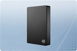 4TB Seagate Backup Plus Black Portable External HDD from Aventis Systems, Inc.