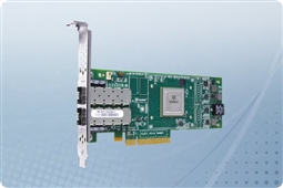 HP StoreFabric SN1000Q 16GB 2-port PCIe Fibre Channel HBA from Aventis Systems, Inc.