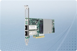 HP CN1000Q 10Gb 2-Port Fibre Channel HBA CNA from Aventis Systems, Inc.
