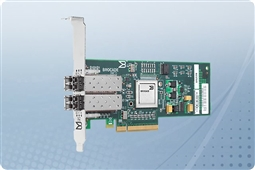 HP FC2242SR 4Gb 2-port PCIe Fibre Channel HBA from Aventis Systems, Inc.
