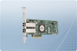 Dell Emulex LPe-11002-E 4Gb 2-Port Fibre Channel HBA from Aventis Systems, Inc.