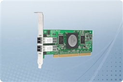 Dell QLogic QLE2462 4Gb 2-Port Fibre Channel HBA from Aventis Systems, Inc.