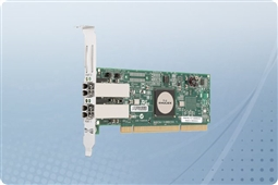 Dell Emulex LPe-12002-E 8Gb 2-Port Fibre Channel HBA from Aventis Systems, Inc.