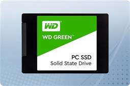 "WD Green PC 120GB SSD 6Gb/s SATA 2.5"" Hard Drive Aventis Systems, Inc."
