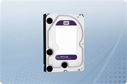 "WD Purple Surveillance 4TB 5.4K 6Gb/s SATA 3.5"" Hard Drive Aventis Systems, Inc."