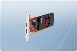 AMD FirePro W2100 2GB GDDR3 Dual Display Graphics Card from Aventis Systems
