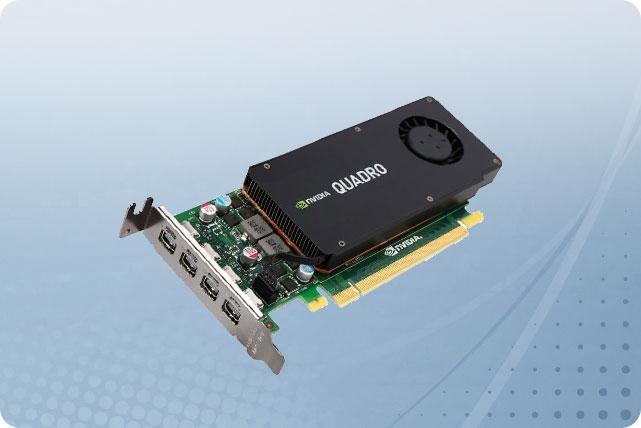 NVIDIA Quadro K1200 4GB GDDR5 Quad Display Graphics Card