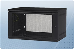 APC NetShelter WX AR106 6U Wall Mount Cabinet Enclosure from Aventis Systems