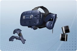 HTC VIVE Pro Virtual Reality System from Aventis Systems, Inc.