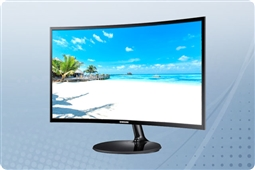 "Samsung C27F390 27"" LED LCD Curved Monitor from Aventis Systems"