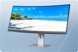 "Dell UltraSharp U3415W 34"" Curved LED LCD Monitor from Aventis Systems"