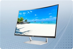 "HP N270c 27"" LED LCD Curved Monitor from Aventis Systems"