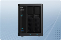 WD 4TB My Cloud Pro PR2100 External Storage Array from Aventis Systems