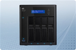 WD 24TB My Cloud Pro PR4100 External Storage Array from Aventis Systems