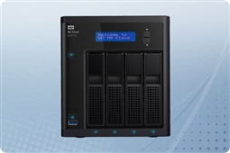 WD 0TB My Cloud Expert EX4100 External Storage Array from Aventis Systems
