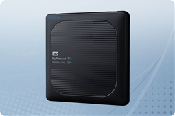 WD My Passport Wireless Pro 2TB Wireless External Storage for Drones and Cameras from Aventis Systems