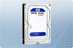 "WD Blue PC HDD 500GB 7.2K 6Gb/s SATA 3.5"" Hard Drive from Aventis Systems"