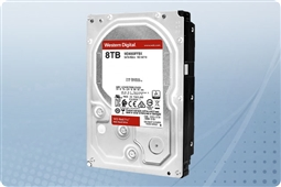 "WD Red Pro NAS 8TB 7.2K 6Gb/s SATA 256MB Cache 3.5"" Hard Drive from Aventis Systems"