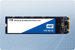 WD Blue PC 1TB SSD 6Gb/s SATA M.2 2280 Hard Drive from Aventis Systems