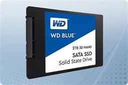 "WD Blue PC 2TB SSD 6Gb/s SATA 2.5"" Hard Drive from Aventis Systems"