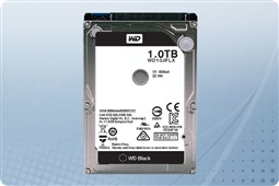 "WD Black Mobile PC 1TB 7.2K 6Gb/s 32MB Cache SATA 2.5"" Hard Drive from Aventis Systems"
