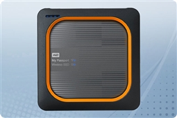 My Passport Wireless SSD 500GB External Wireless SSD Storage from Aventis Systems