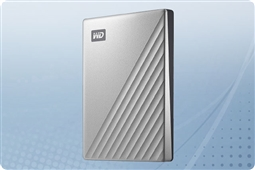My Passport Ultra 1TB Silver Portable External Hard Drive from Aventis Systems
