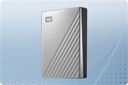 My Passport Ultra 4TB Silver Portable External Hard Drive from Aventis Systems