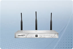 Dell TZ 215 Wireless-N Security Firewall from Aventis Systems, Inc.