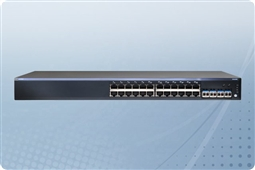 Juniper EX2200-24P-4G 24-Port PoE Gigabit Ethernet Switch from Aventis Systems, Inc.