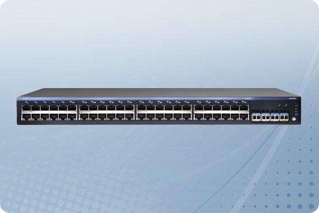 Juniper Networks EX2200-48P-4G 48 Port PoE Gigabit Switch