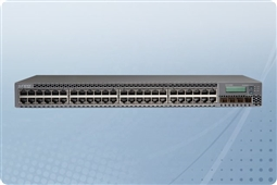 Juniper EX3300-48P 48-Port PoE+ Gigabit Ethernet Switch from Aventis Systems, Inc.