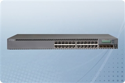 Juniper EX3300-24P 24-Port PoE+ Gigabit Ethernet Switch from Aventis Systems, Inc.