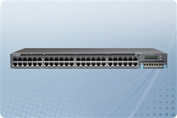 Juniper EX4300-48P 48-Port PoE+ Gigabit Ethernet Switch from Aventis Systems, Inc.