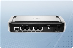Dell SonicWall SOHO 5 Port Security Appliance with 1 Year TotalSecure