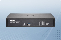 Dell SonicWall TZ 300 5 Port Security Appliance with 1 Year TotalSecure