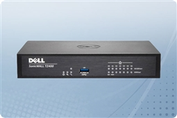 Dell SonicWall TZ 400 7 Port Security Appliance with 1 Year TotalSecure