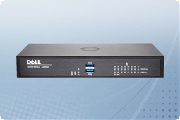 Dell SonicWall TZ 500 8 Port Security Appliance with 1 Year TotalSecure