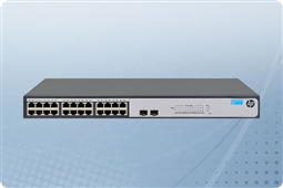 HP 1420 JH017A 24 Port 1GbE with 2 x 1Gb SFP Switch