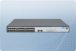 HP 1420 JH018A 24 Port 1GbE with 2 x 10Gb SFP Switch