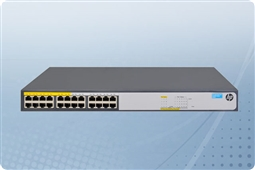 HP 1420 JH019A 24 Port PoE+ 1GbE Switch