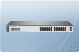 HP 1820 J9980A 24 Port 1GbE with 2 x 1Gb SFP Switch