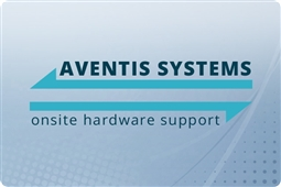 1 Year Onsite Hardware Support for Synology Storage from Aventis Systems