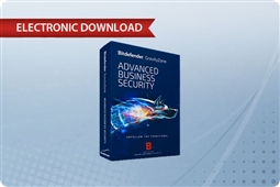 BitDefender GravityZone Advanced Business Security 1 Year Subscription License: Part Number AL1287100A-EN