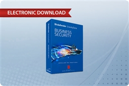 BitDefender GravityZone Business Security 1 Year Subscription License: Part Number AL1286100A-EN