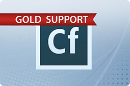 Adobe Coldfusion Builder - Gold Support Subscription License