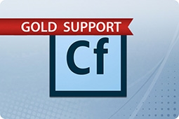 Adobe ColdFusion Standard - Gold Support Subscription License