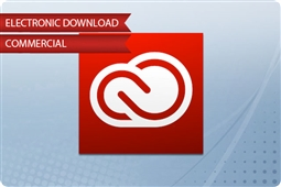 Adobe Creative Cloud for Teams All Apps with Stock 12 Month Renewal License from Aventis Systems