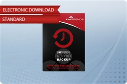 UniTrends Enterprise Backup Standard with Platinum Support 1 Year Per Socket Subscription License from Aventis Systems